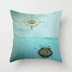Navigators Throw Pillow