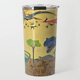 Prehistoric Travel Mug
