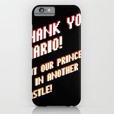 Thank You Mario! Slim Case iPhone 6s