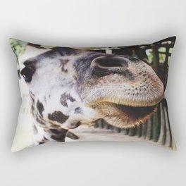 Giraffe Nose Rectangular Pillow