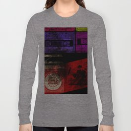 Music Shadow 2 Long Sleeve T-shirt
