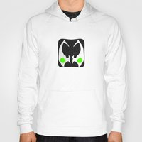 spawn Hoodies featuring Marshmallow Spawn by Oblivion Creative