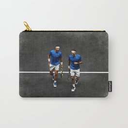 Nadal and Federer Doubles Carry-All Pouch