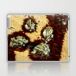 BUTTERFLY MAGNIFIED - ANTEROS FOMOSUS Laptop & iPad Skin