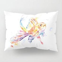 Gold Fish Pillow Sham