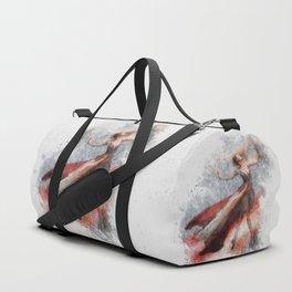 Ballerina Duffle Bag