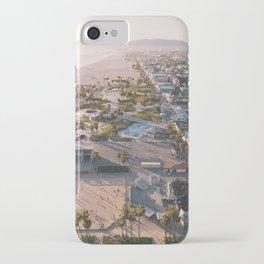 From Above | Venice Beach, California iPhone Case