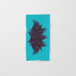 Crowberus Reborn Hand & Bath Towel