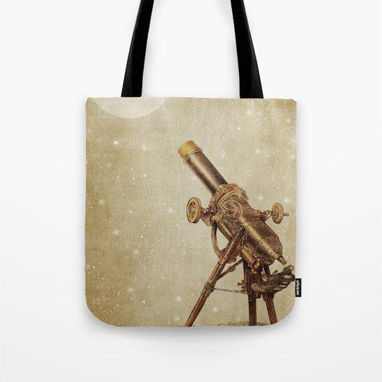 Moonrise (sepia option) Tote Bag