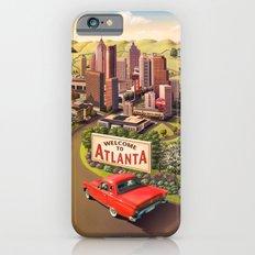 Welcome to Atlanta Slim Case iPhone 6s