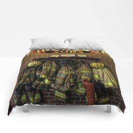Appreciation To Our Heros Comforters