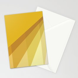 New Heights - Gold Stationery Cards