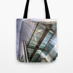 One Canada Square London Tote Bag