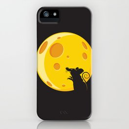 Bloodmouse iPhone Case
