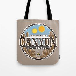 Beggar's Canyon Tours Tote Bag