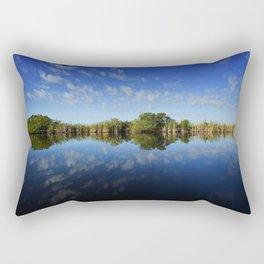 mirror image 1 of 2 Rectangular Pillow