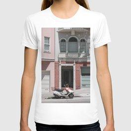San Francisco in Pastels T-shirt