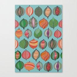 Melograno Canvas Print