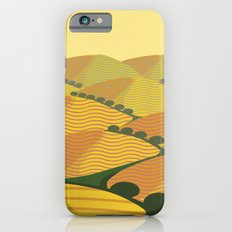 Baja California Coastal Hills iPhone 6s Slim Case
