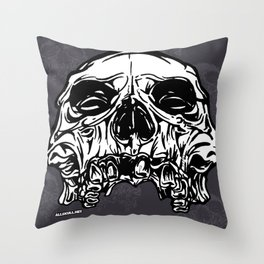 110 Throw Pillow