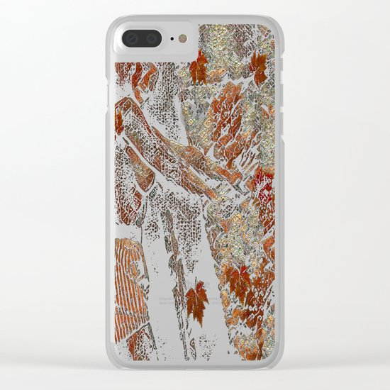 Dryad Clear iPhone Case