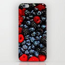 Colander Full of Fruit iPhone Skin