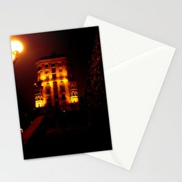 Night Crest 6 Stationery Cards