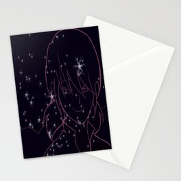 Starry Marinette Stationery Cards