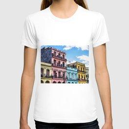 On the streets of Havana, Cuba T-shirt