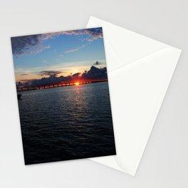 Key Largo, Florida Sunrise Stationery Cards