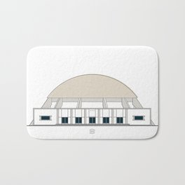 Planetario Humboldt Bath Mat