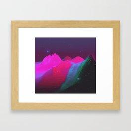 NOSTER Framed Art Print