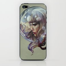 Astral  Affection iPhone & iPod Skin
