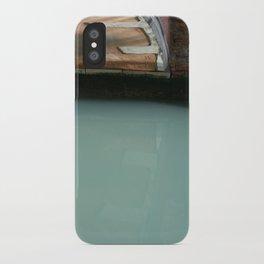 Venice Bridge Reflection iPhone Case