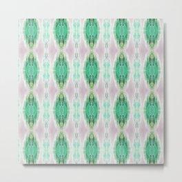 emerald neutral pink Metal Print