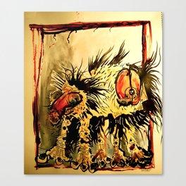 Chupa Canvas Print