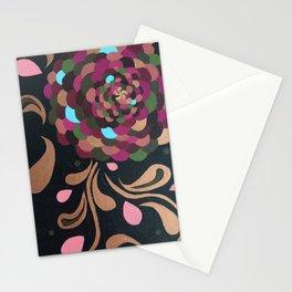 Wa Flower Stationery Cards