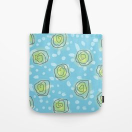 From seed to bloom Tote Bag