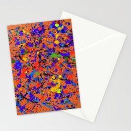 Abstract #912 Stationery Cards