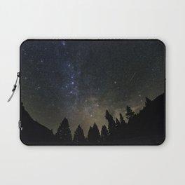 Orionids over Big Sky Laptop Sleeve