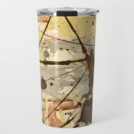 Miniature Original - Brown nuetral Travel Mug