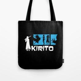 Kirito Tote Bag