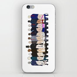 President Butts iPhone Skin