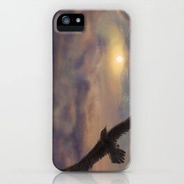 Chase the Morning iPhone Case