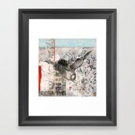 Water Street Framed Art Print