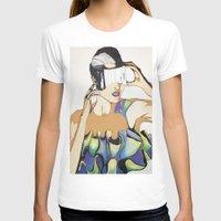 steve mcqueen T-shirts featuring McQueen by taetaejojo