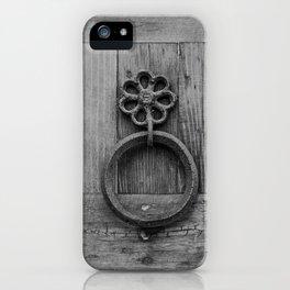 door knockers iPhone Case