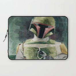 He's worth a lot to me. Laptop Sleeve