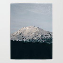 Mount Adams III Poster