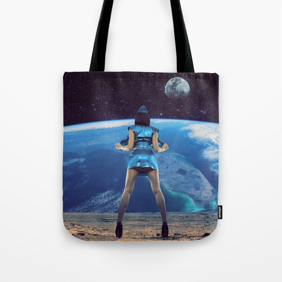 Show on! Tote Bag